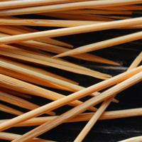 pile of toothpicks