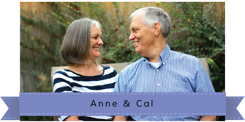 Anne and Cal banner