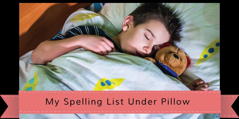 spelling-list-banner