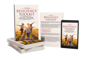 Resiliency Toolkit Book by Dr Calvert Cazier and Anne Evans-Cazier