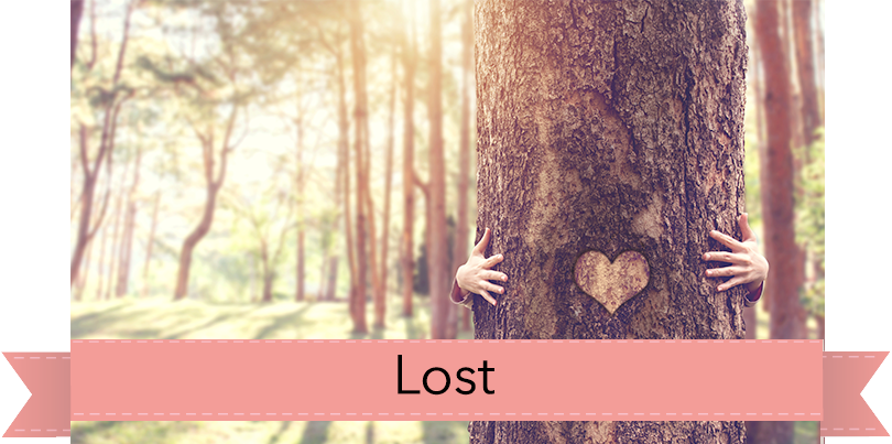 Lost, a Resilient Child Story by Cal Cazier, PhD